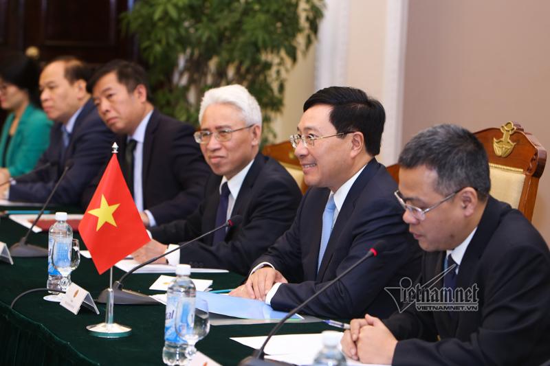 Triều Tiên - Việt Nam,Phạm Bình Minh,Phó Thủ tướng Phạm Bình Minh
