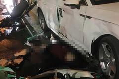 Thông tin bất ngờ vụ tông xe Audi, 4 người thương vong ở Hà Nội