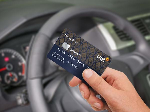 VIB giới thiệu 5 loại thẻ tín dụng hoàn toàn mới