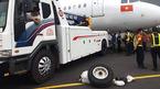 Máy bay Vietjet Air bị rơi lốp: Ai là người cuối cùng rời máy bay?