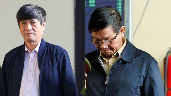 Phan Văn Vĩnh, Nguyễn Thanh Hóa bị phạt 100 triệu đồng