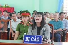Xúc phạm quốc kỳ, Huỳnh Thục Vy bị phạt 2 năm 9 tháng tù