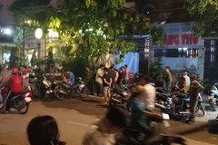 Nhóm người nghi dùng súng cướp tài sản ở khách sạn Sài Gòn