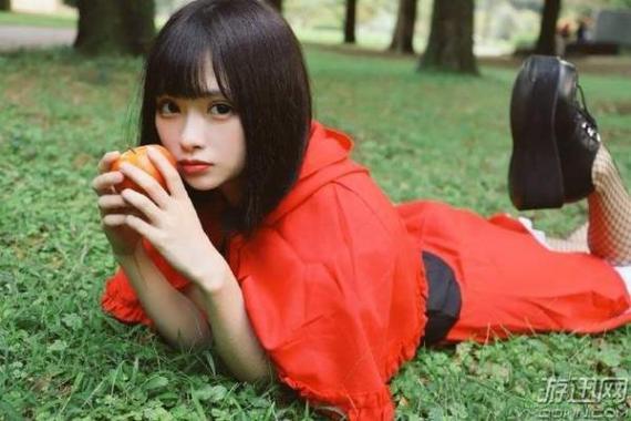 Hot girl,Nhật Bản