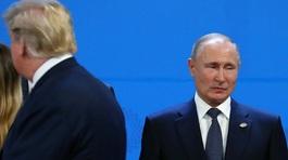 Hai ông Trump, Putin 'ngó lơ' nhau tại Thượng đỉnh G20