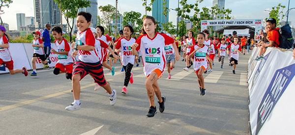 Những bất ngờ thú vị tại Marathon Quốc tế  2018