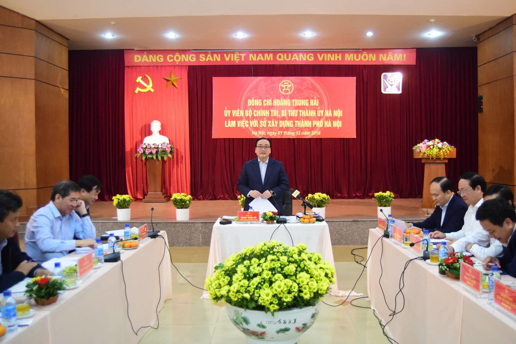 rừng phòng hộ,Sóc Sơn,Bí thư Hà Nội,Hoàng Trung Hải