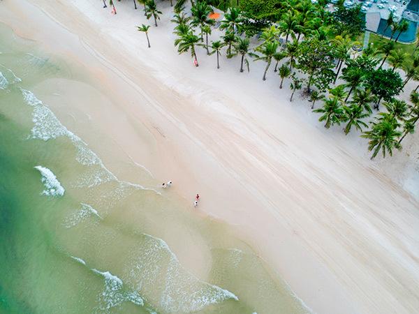 Khai trương condotel sát biển đẹp mê mẩn ở Nam Phú Quốc