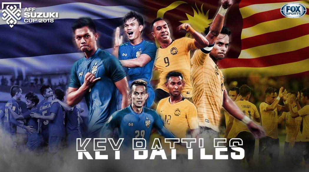 Link xem trực tiếp Malaysia vs Thái Lan, 19h45 ngày 1/12