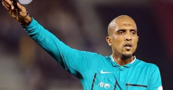 Trọng tài Ahmed Al-Kaf