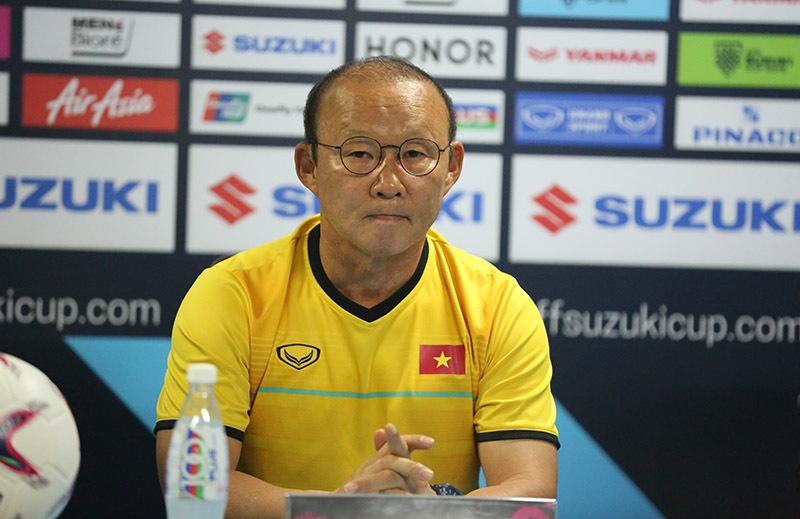 """HLV Park Hang Seo: """"Tuyển Việt Nam sẽ có kết quả tốt nhất"""""""