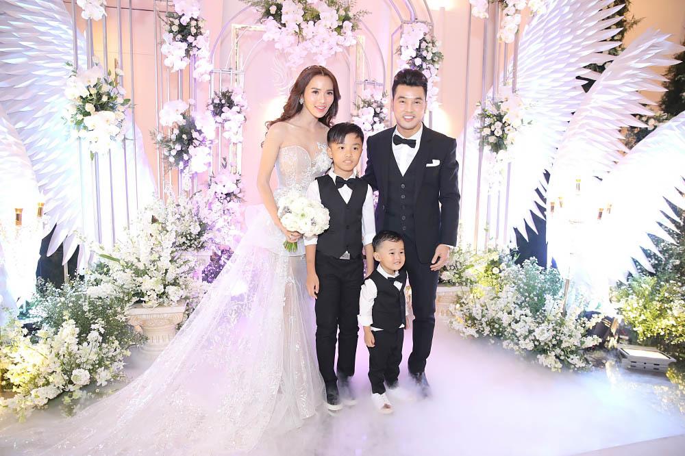 đám cưới Ưng Hoàng Phúc, Ưng Hoàng phúc, Kim Cương, Dam cuoi ung hoang phuc