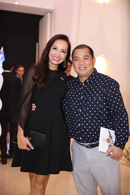 Sao Việt hân hoan dự đám cưới Ưng Hoàng Phúc - Kim Cương