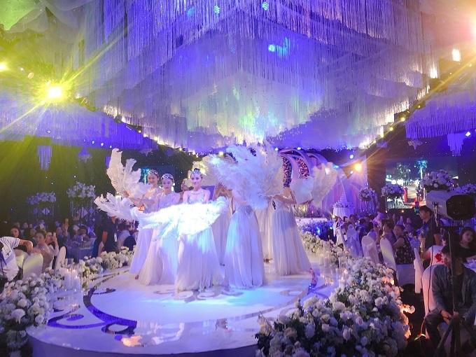 Đại gia,Đám cưới,Tình yêu,Thái Nguyên