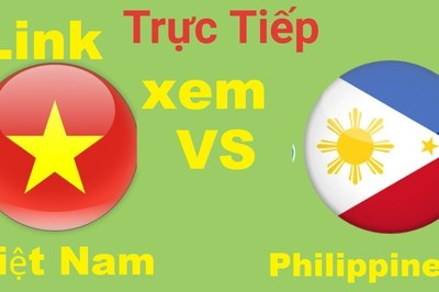 Link xem Việt Nam vs Philippines, 18h30 ngày 2/12