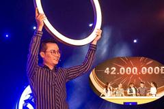 Vợ chồng Hoàng Bách chiến thắng ngoạn mục, nhận 42 triệu đồng