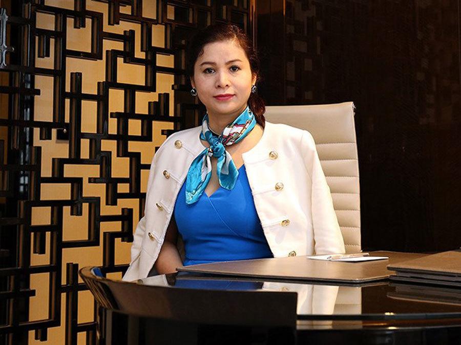 Lật cờ, bà Lê Hoàng Diệp Thảo tố Trung Nguyên làm giả tài liệu