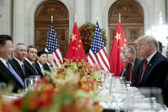 Mỹ - Trung đạt thỏa thuận đình chiến thương mại
