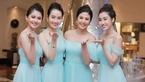 Dàn phù dâu toàn mỹ nhân trong đám cưới Á hậu Thanh Tú