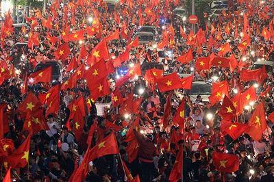 Khát vọng Việt Nam đang ở đâu?