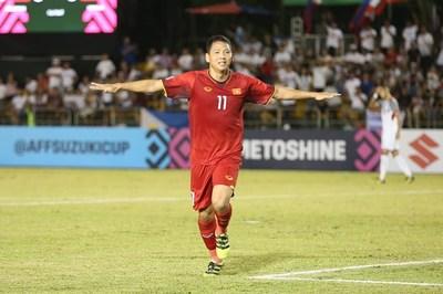 Video highlight bàn thắng Việt Nam 2-1 Philippines