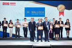 Malloca nhận cú đúp giải thưởng uy tín năm 2018