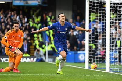 """""""Kép phụ"""" tỏa sáng, Chelsea đả bại Fulham"""