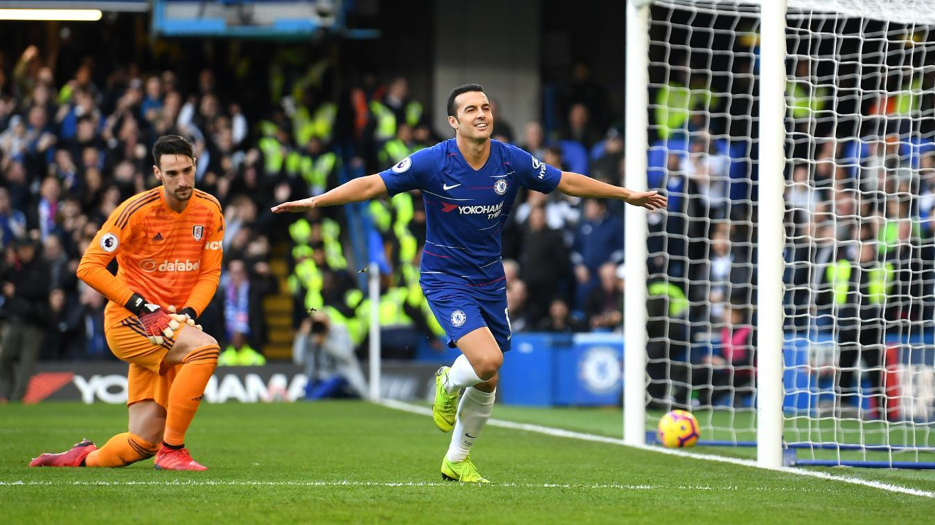 'Kép phụ' tỏa sáng, Chelsea đả bại Fulham