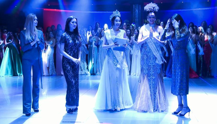 Minh Tú trượt giải Siêu mẫu tại Hoa hậu Siêu quốc gia 2018