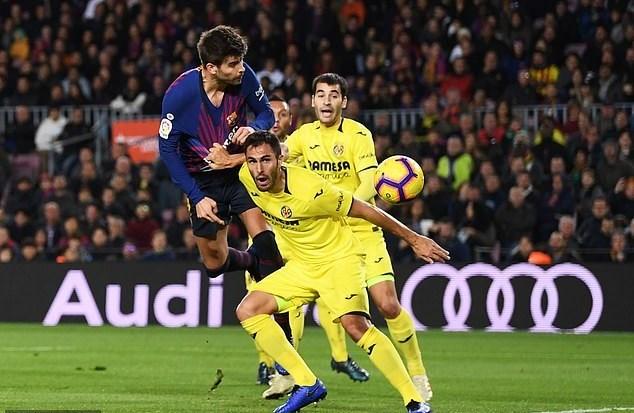 Messi kiến tạo, Barca cho Real Madrid 'ngửi khói'