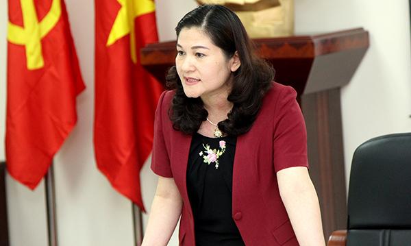 Thứ trưởng Bộ LĐ-TB&XHNguyễn Thị Hà