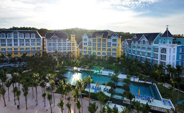 Khu nghỉ dưỡng bên bãi Kem đạt 4 giải thưởng WTA 2018