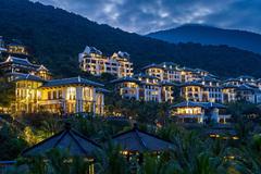 Khu nghỉ dưỡng trên bán đảo Sơn Trà được WTA vinh danh