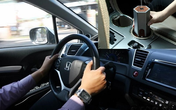 Lựa chọn sáp thơm cho ô tô không phù hợp có thể khiến tài xế gặp tai nạn