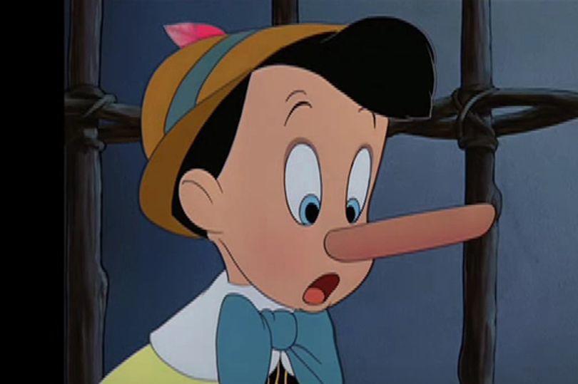 Không dài ra như mọi người lầm tưởng, mũi bạn sẽ ngắn lại mỗi khi nói dối