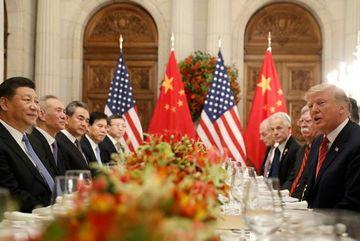 Mỹ-Trung đình chiến thương mại: 'Đòn thế' vẫn lơ lửng trên đầu
