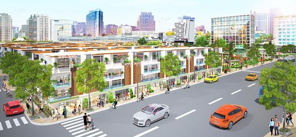 Điều gì thu hút khách ở đất nền Eco Town Long Thành ?