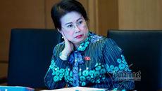 Bà Phan Thị Mỹ Thanh về làm tại MTTQ tỉnh Đồng Nai
