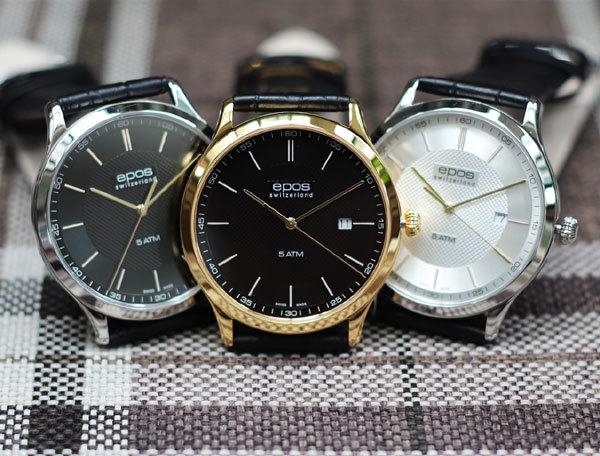 Đăng Quang Watch giảm giá đến 20% dịp cuối năm