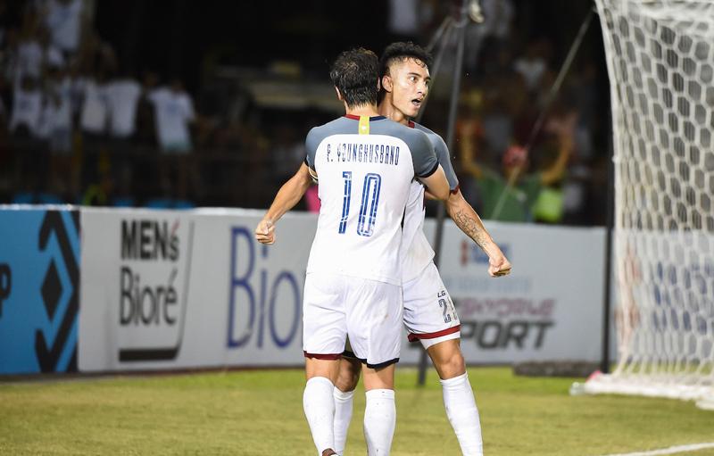 Đội trưởng Philippines: 'Chúng tôi sẽ thắng Việt Nam 2-0 ở Mỹ Đình'