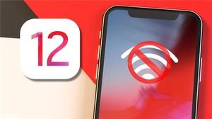 Sửa lỗi iPhone không thể kết nối Wi-Fi, 4G trên iOS 12