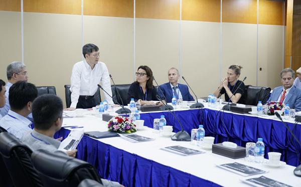Hội thảo mô hình LNG cho tổ hợp khí-điện tại Sơn Mỹ