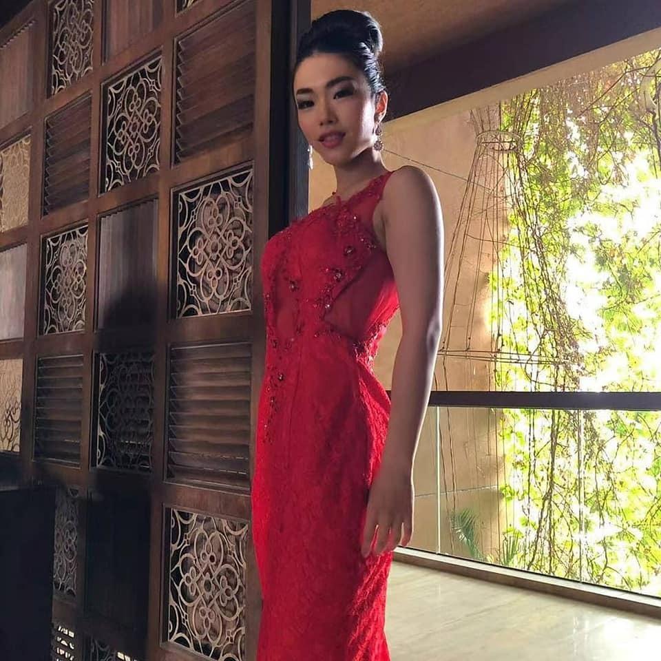 Tiểu Vy góp mặt trong dàn mỹ nhân nóng bỏng vào thẳng top 30 Hoa hậu Thế giới 2018