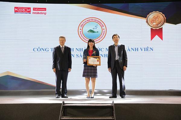 Yến sào Khánh Hòa vào Top500DN lợi nhuận tốt nhất