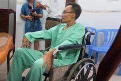 Mắc ung thư xương hiếm gặp, người đàn ông hết liệt sau ba lần mổ