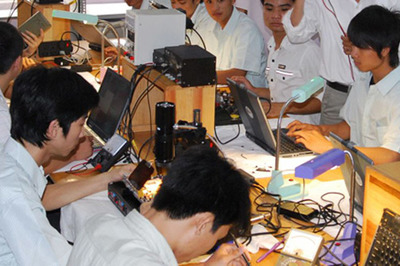 Hơn 3,5 triệu học sinh, sinh viên được vay vốn học tập