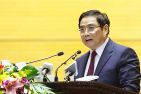Ông Phạm Minh Chính: Chống 'chạy' quy hoạch