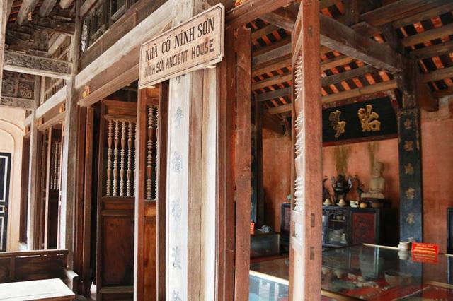 Ngôi nhà cổ trên 300 năm ở cố đô Hoa Lư