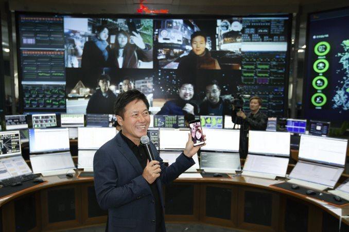 Nhà mạng đầu tiên trên thế giới thực hiện cuộc gọi video trên mạng 5G