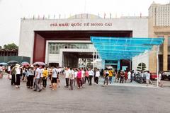 Thương mại biên giới: Đòn bẩy của kinh tế Quảng Ninh